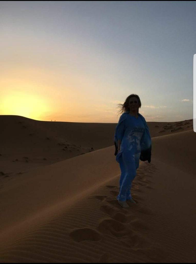 dunas de merzouga desierto